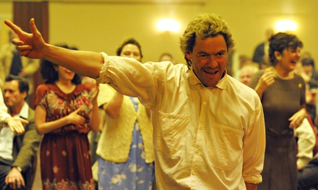 Dominic West as Jonathan Blake in the film Pride.