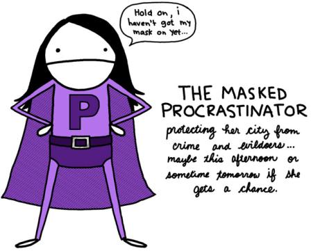 how-we-procrastinate